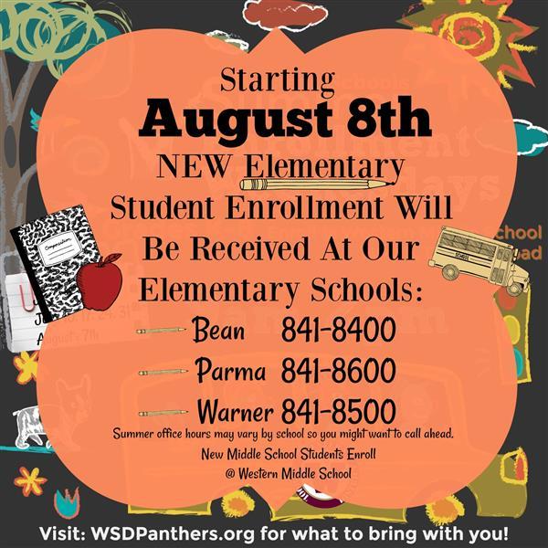 Western School District / Homepage