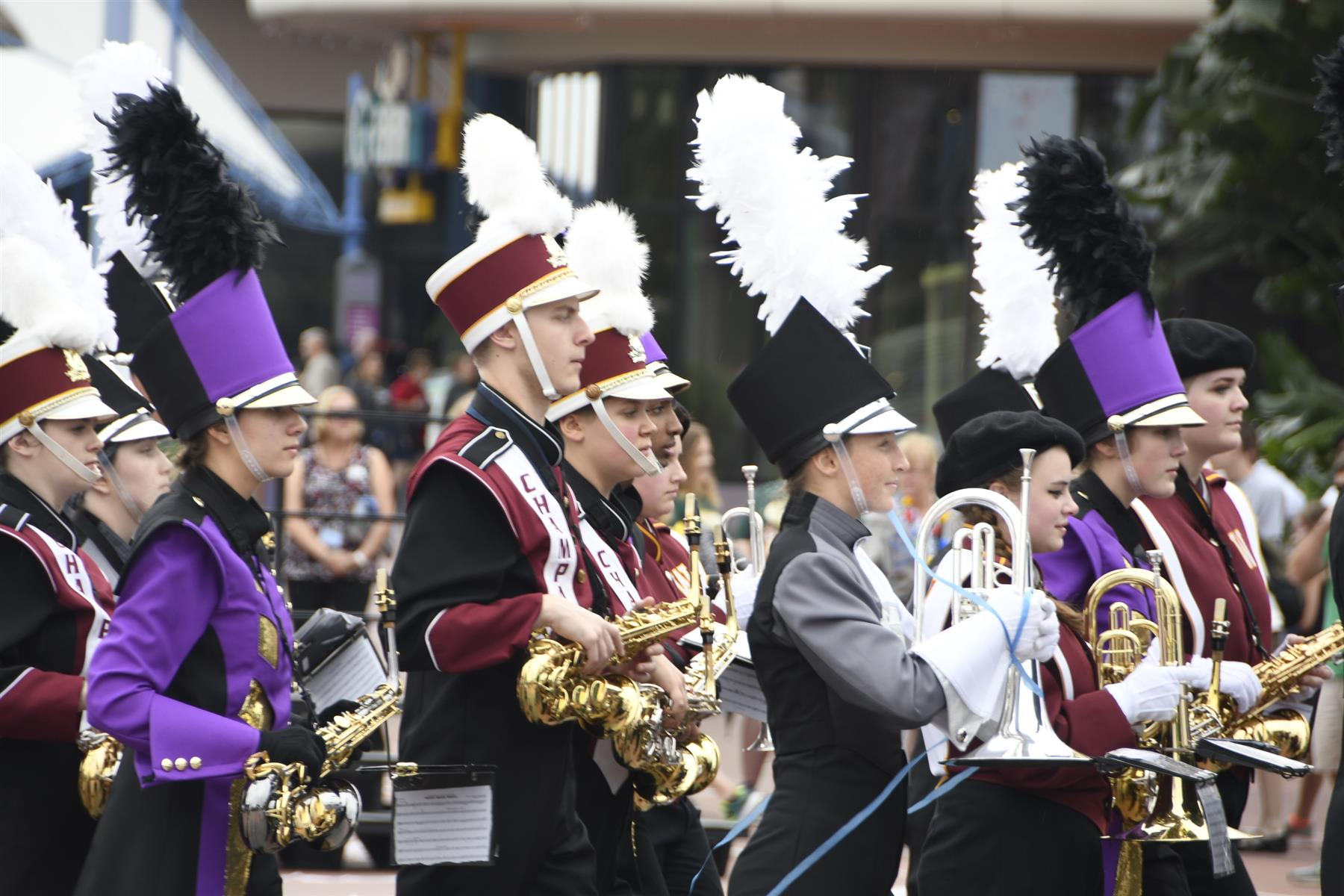 HS Band / Home